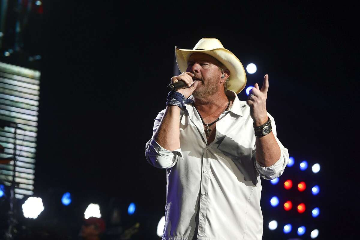 Roll out the red, white, and blue - Toby Keith is celebrating America's birthday at Mohegan Sun Arena on Thursday. Find out more.