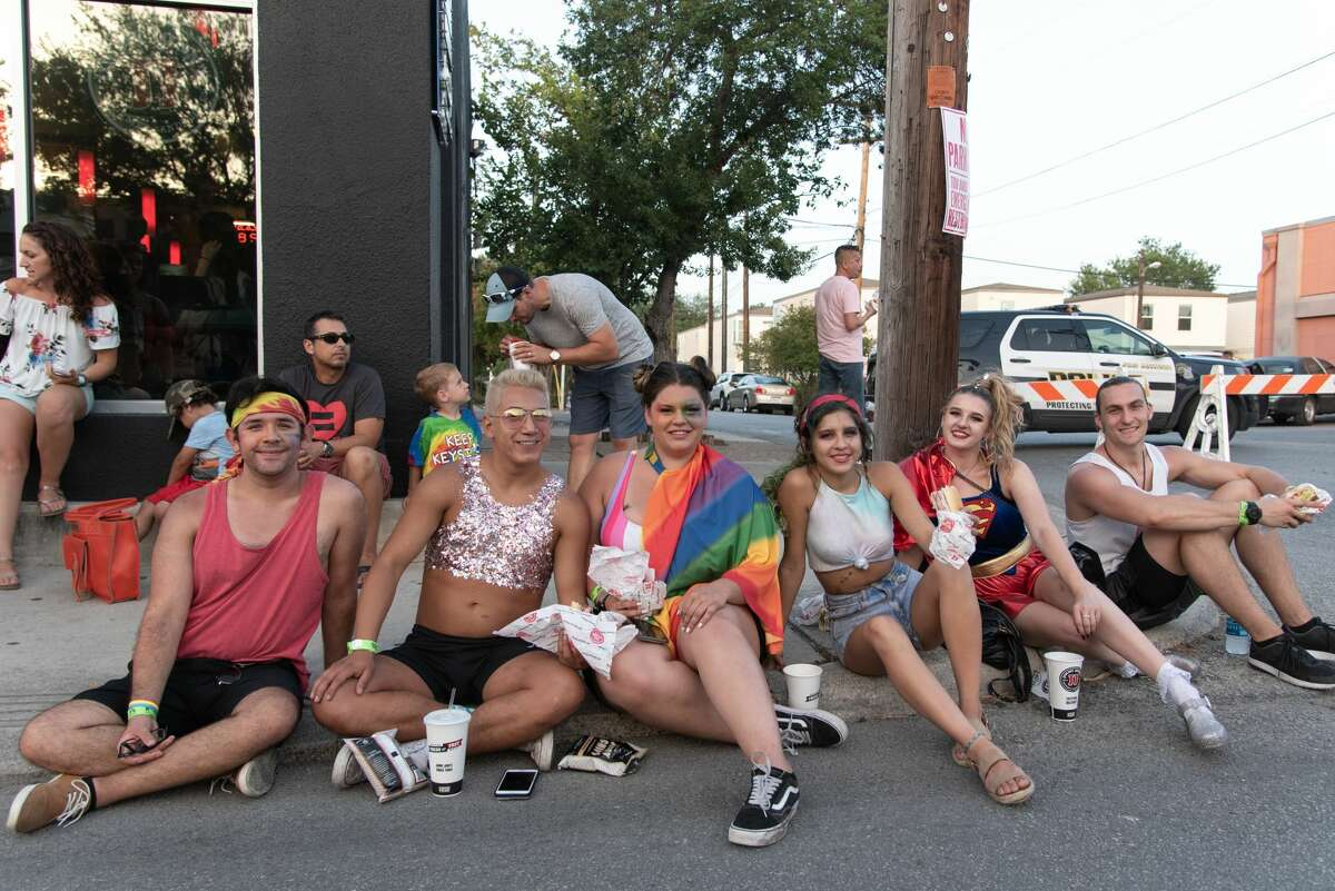 Where is Pride Bigger Than Texas taking place?  Crockett Park, at 1300 N. Main Ave., will host the festival and parade. The parade's starting line begins at the intersection of Dewey Place and North Main, in front of the Silver Dollar, according to event details posted online.