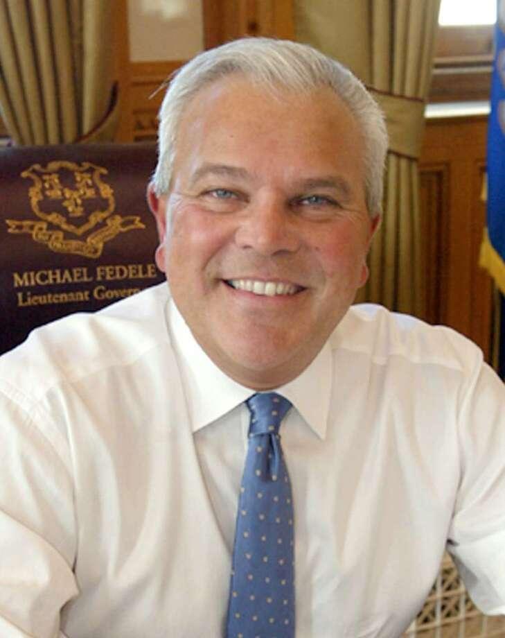 Lt Gov. Michael Fedele Photo: File Photo / The News-Times File Photo