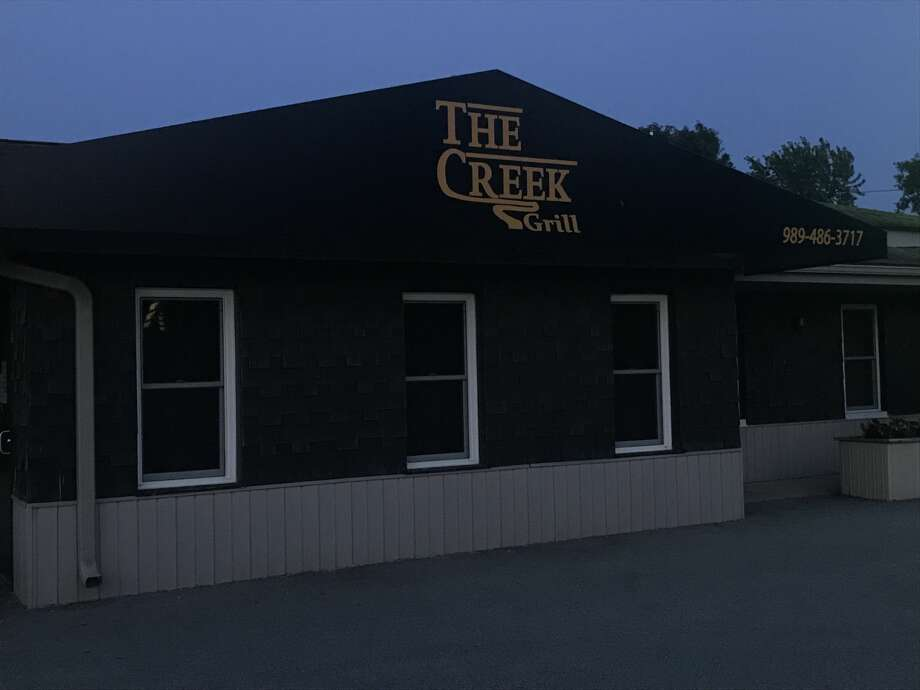 The Creek Grill was closed Saturday, June 30, and Sunday, July 1. The restaurant is located at 1259 S. Poseyville Road. Photo: Kate Carlson