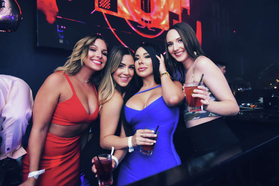 LIVE Ultra Lounge got patrons pumping hard Saturday night, June 30, 2018, with the EDM mastery of DJ Party Favor. Photo: SolarShot For MySA