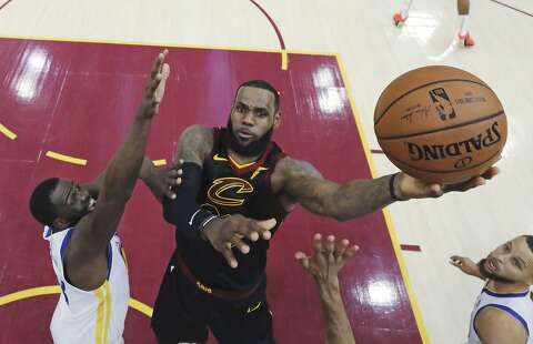 super popular d3a92 46f18 LeBron James has agreed to a four-year,  154 million contract with the Los