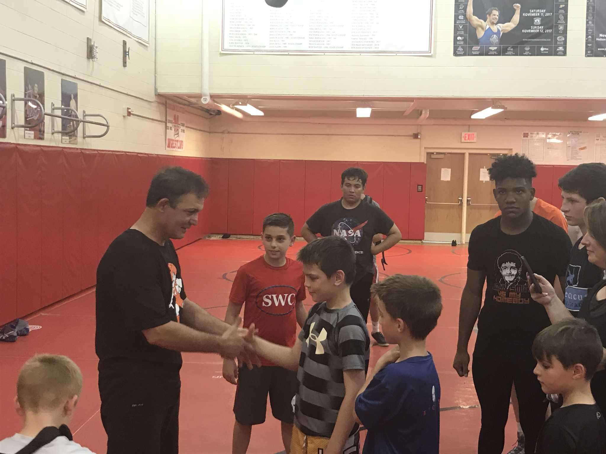 382d3ee70 Kids camp with a champ - Times Union