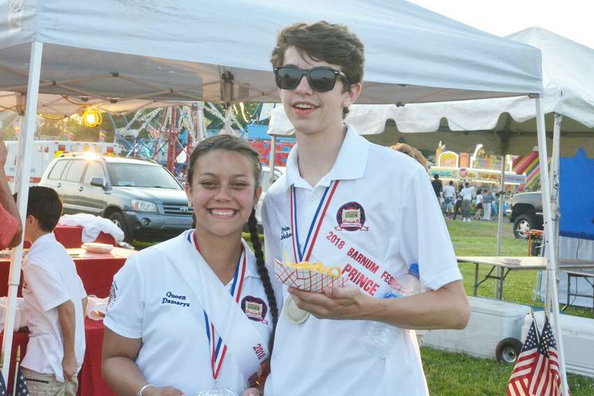 The annual Barnum Festival Barnumpalooza took place July 1, 2018 at Seaside Park in Bridgeport. Festivities included food trucks, live music, and carnival rides for kids. Were you SEEN?