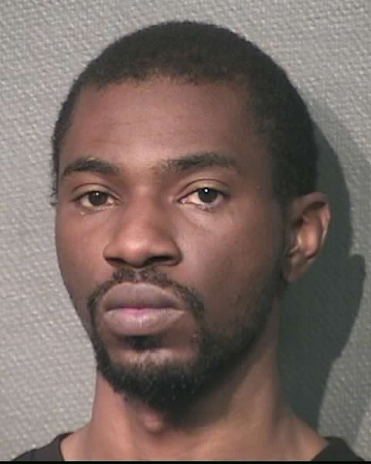 Thomas Rolle is wanted in the fatal stabbing of a man outside a northwest Harris County credit union, on Sunday, July 1, 2018.
