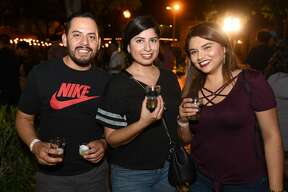 Laredoans head out to the 7th Annual Border Beer Fest on Saturday, Jun 30, 2018 at San Agustin Plaza.