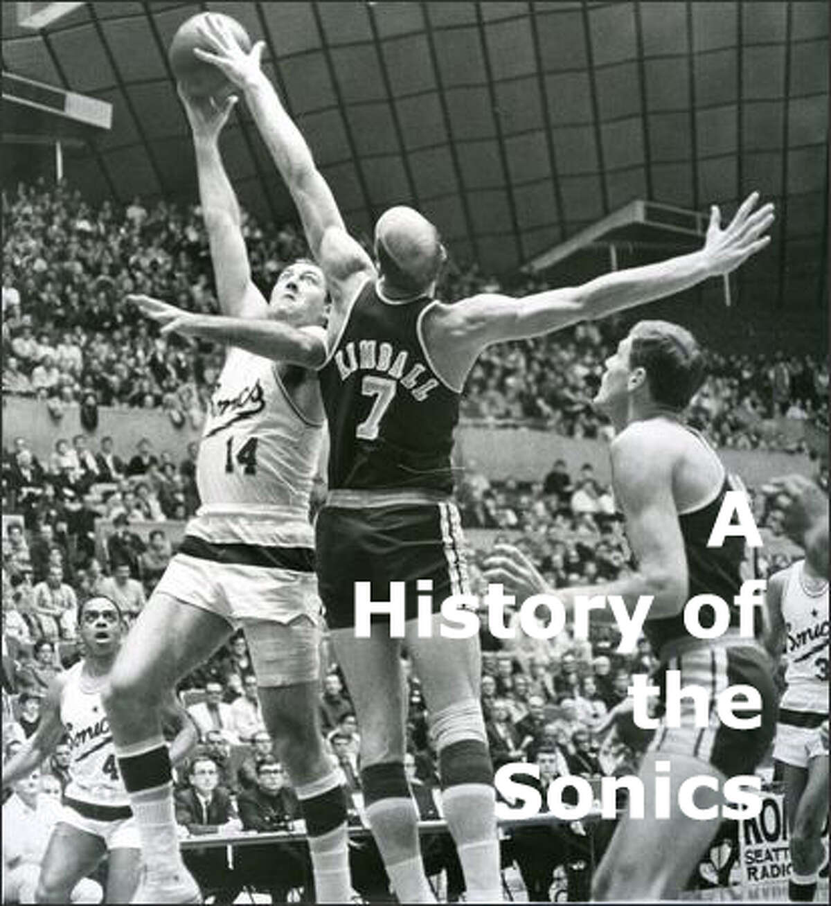 Looking back at the Sonics through the years...
