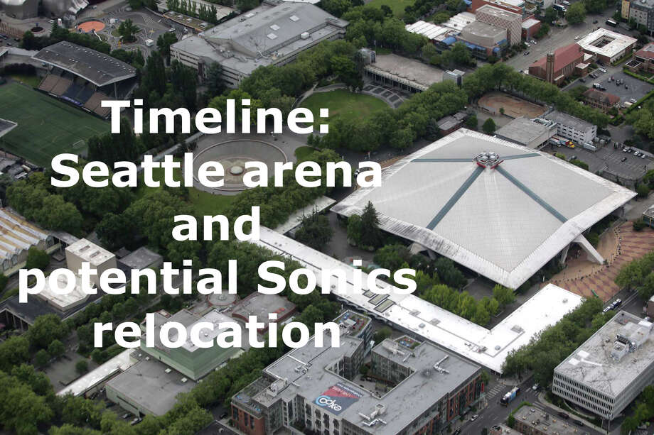 What happened after the Sonics left Seattle? A lot, actually. Photo: GENNA MARTIN, SEATTLEPI.COM / SEATTLEPI.COM