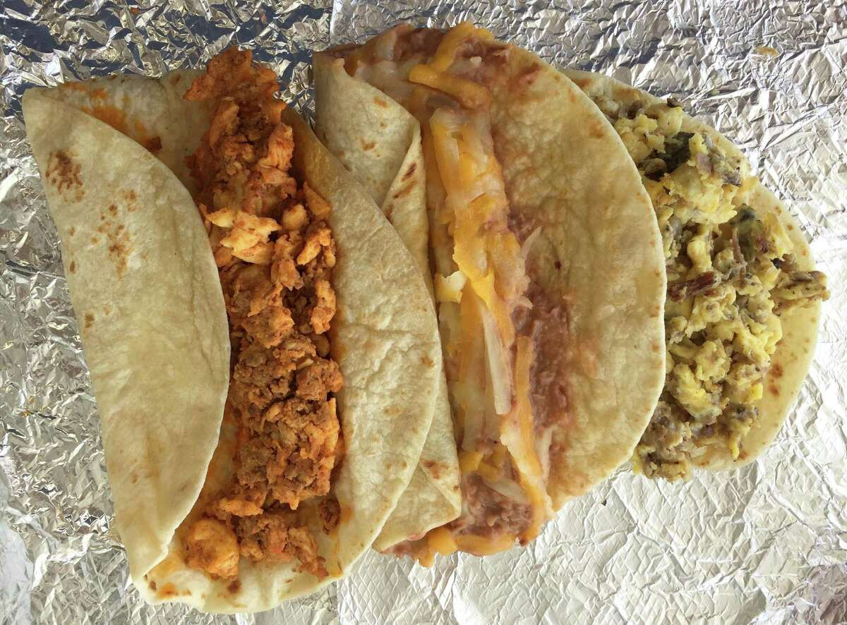 Tacos: Whether they're homemade near the kitchen table or homegrown at the taquería that closes in the afternoon, real Texas tacos are a real big part of being a Texas kid. And an adult, too.
