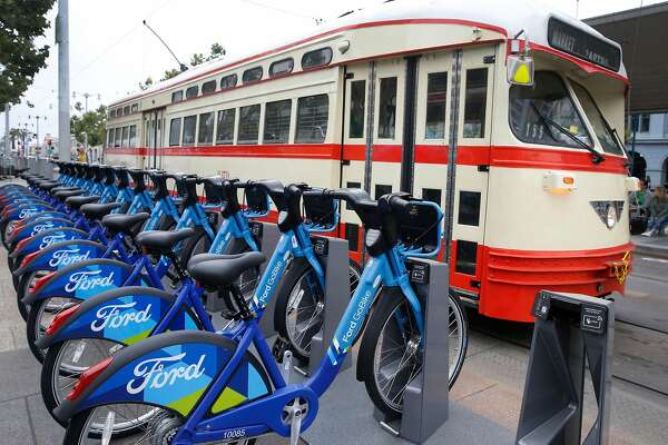 San Francisco seeks more bike-rental operators, but Lyft