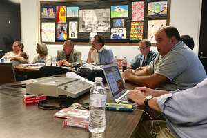 Bridgeport Board of Education meets on budget. June 20, 2018