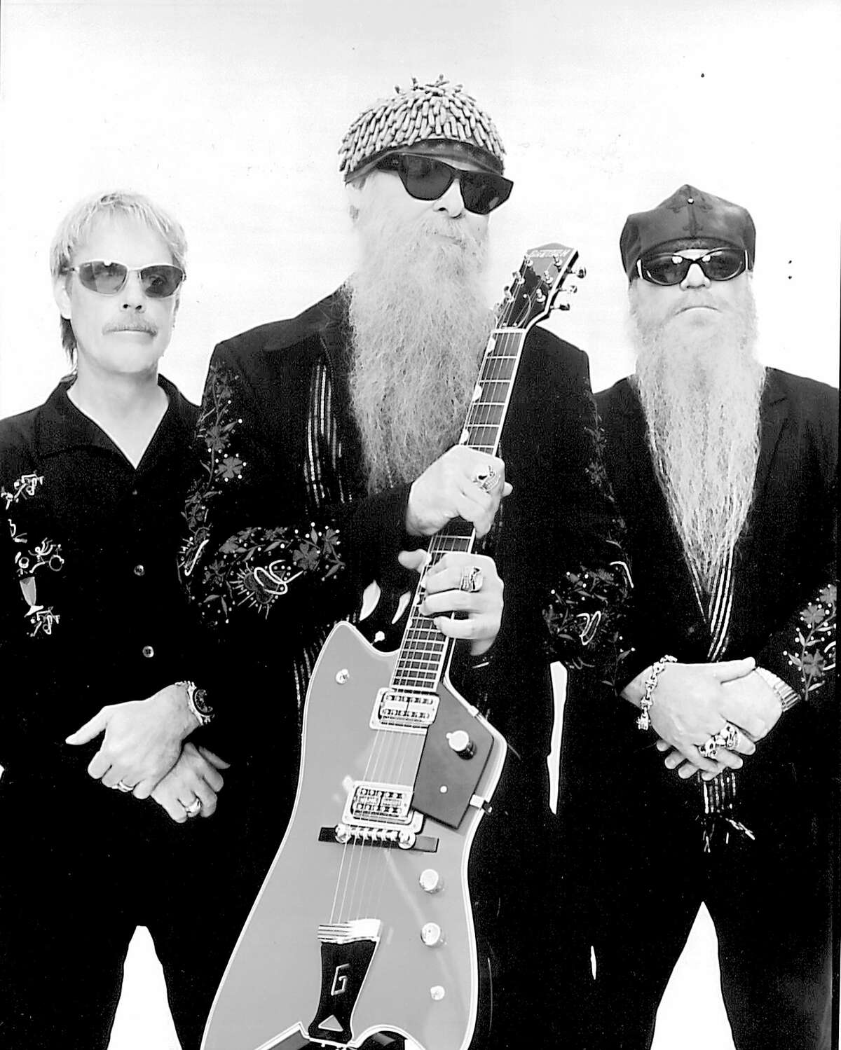 ZZ Top played the Beaumont Civic Center. Photo provided by the artist