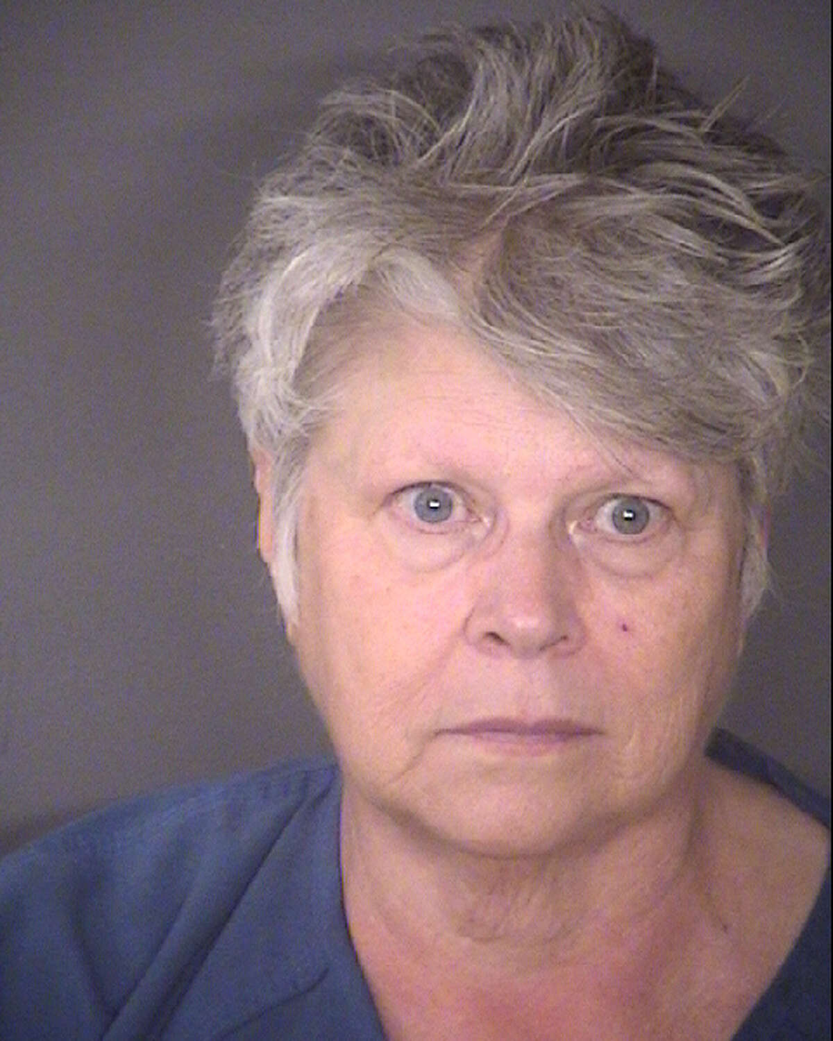 Angelika Stephanie Martina Navarro now faces theft charges and a charge of exploitation of an elderly individual, according to jail records. She was booked into the Bexar County Jail on a $30,000 bond.