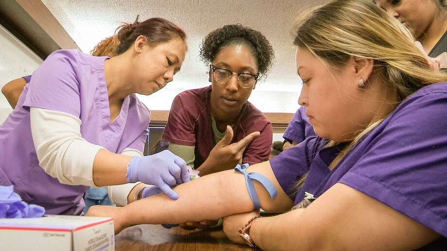 Harris County Department Of Education Offers Free Skilled Medical