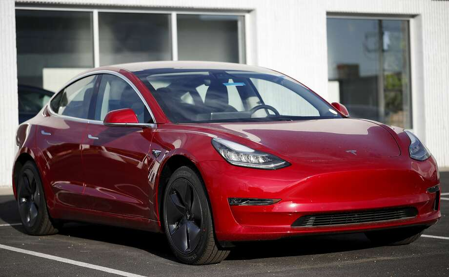 You Drive A Tesla