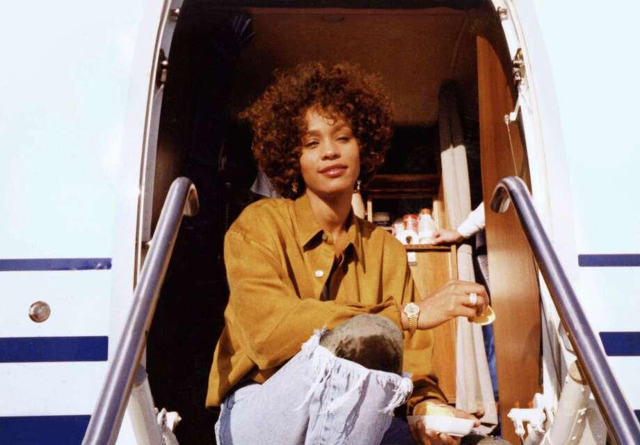Whitney Houston Photo: Courtesy Of The Estate Of Whitney E. Houston / Courtesy Of The Estate Of Whitney E. Houston