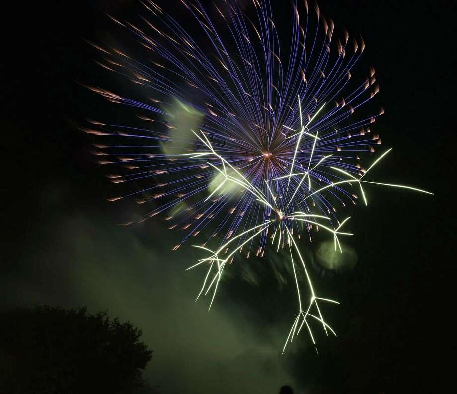 fireworks displays around connecticut connecticut post
