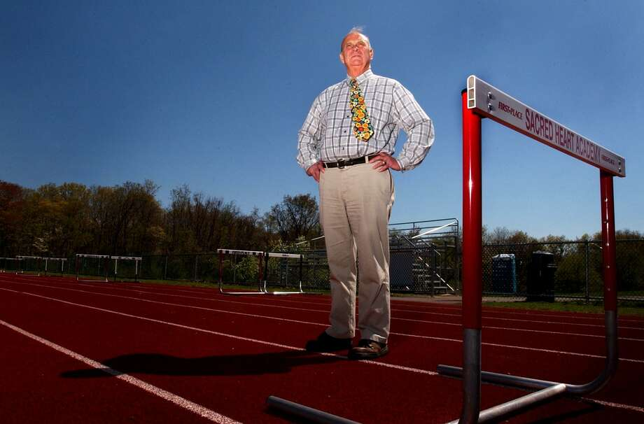 Former Sacred Heart Academy Athletic Director Dick Gagliardi has died at the age of 84. Photo: Peter Hvizdak / Hearst Connecticut Media