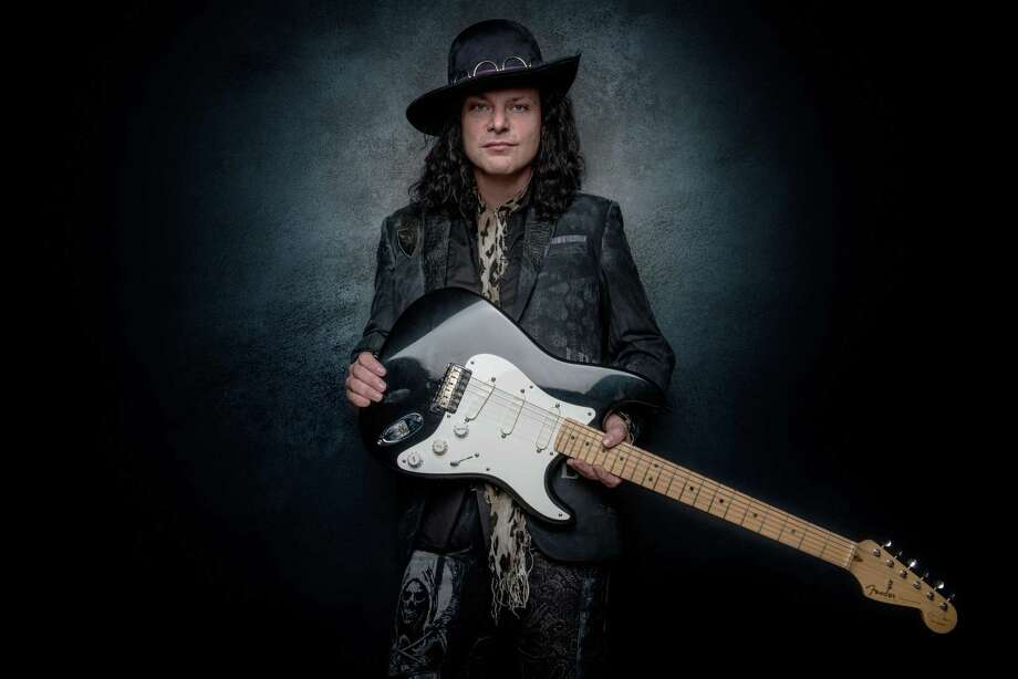 Blues guitarist Anthony Gomes is performing at Bridge Street Live in Collinsville on July 19. Photo: Contributed Photo / / Copyright Stephen Jensen - F3 Studios