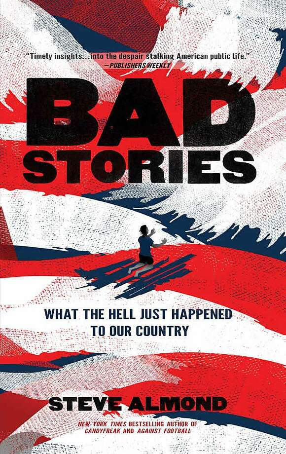 """Bad Stories"" Photo: Red Hen Press"