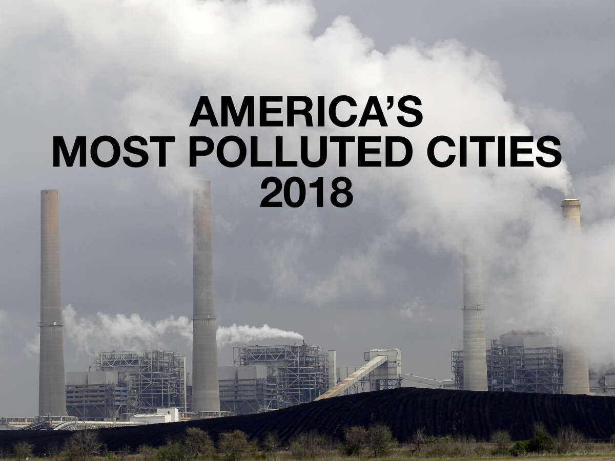 The American Lung Association ranked U.S. metro areas by the average amount of year-round particle pollution measured in micrograms per cubic meter. Here's how they measured up and where Houston ranks.