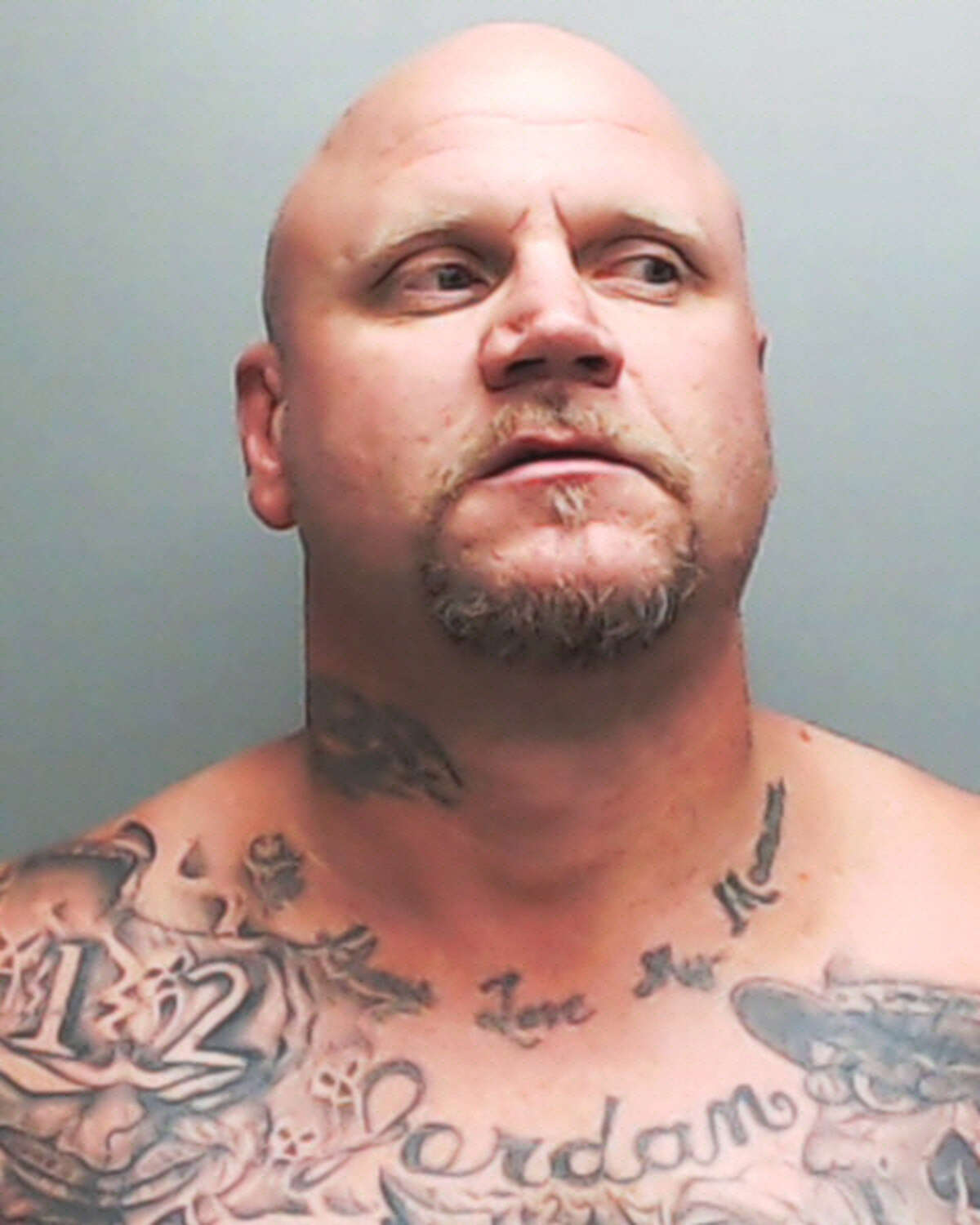 William Shawn Lawrence, 42, was indicted for theft of property, engaging in organized criminal activity and fraudulent used or possession of identifying information.