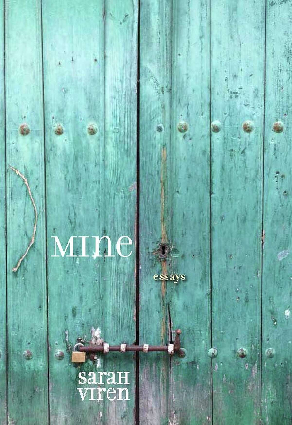 """""""Mine,"""" a debut collection of essays."""