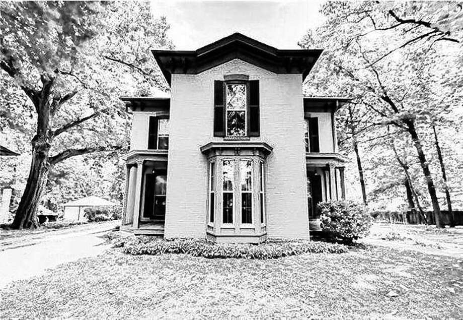 The Castle house built 1866 at 1831 Seminary Street in Upper Alton. Original owner was Professor Orlando Lane Castle. He was a Professor of Latin, Oratory, Rhetoric and Belles-Lettres at Shurtleff College. Photo:       Submitted Photo