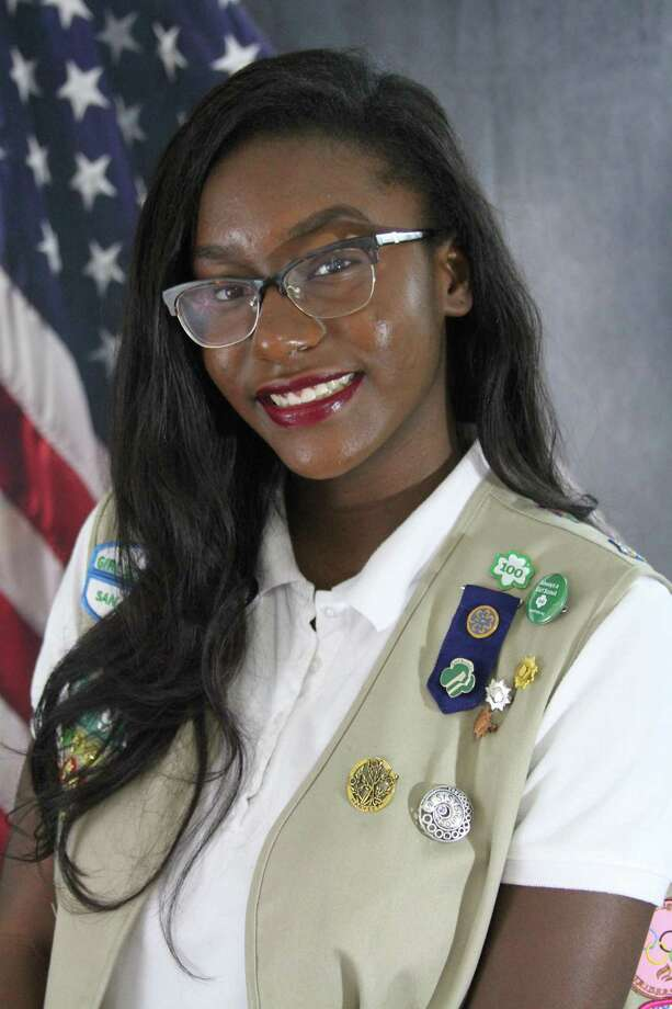 Danielle Williams, a graduate from Westside High School, has earned the Girl Scout Gold Award, the highest honor in Girl Scouting. To earn the award, Danielle helped 61 children between 7 and 11 years by teaching them how to relieve anger, frustration and express their emotions in a positive way through theater. To learn more about the Girl Scout Gold Award, visit www.gssjc.org/goldawardgirlscout.