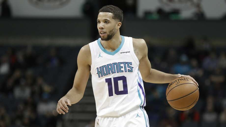 PHOTOS: An update on what free agents are still available and who has already signed Charlotte Hornets' Michael Carter-Williams (10) drives against the Washington Wizards during the first half of an NBA basketball game in Charlotte, N.C., Wednesday, Jan. 17, 2018. Browse through the photos above for a look at available free agents and where others have signed so far this offseason. Photo: Chuck Burton/AP