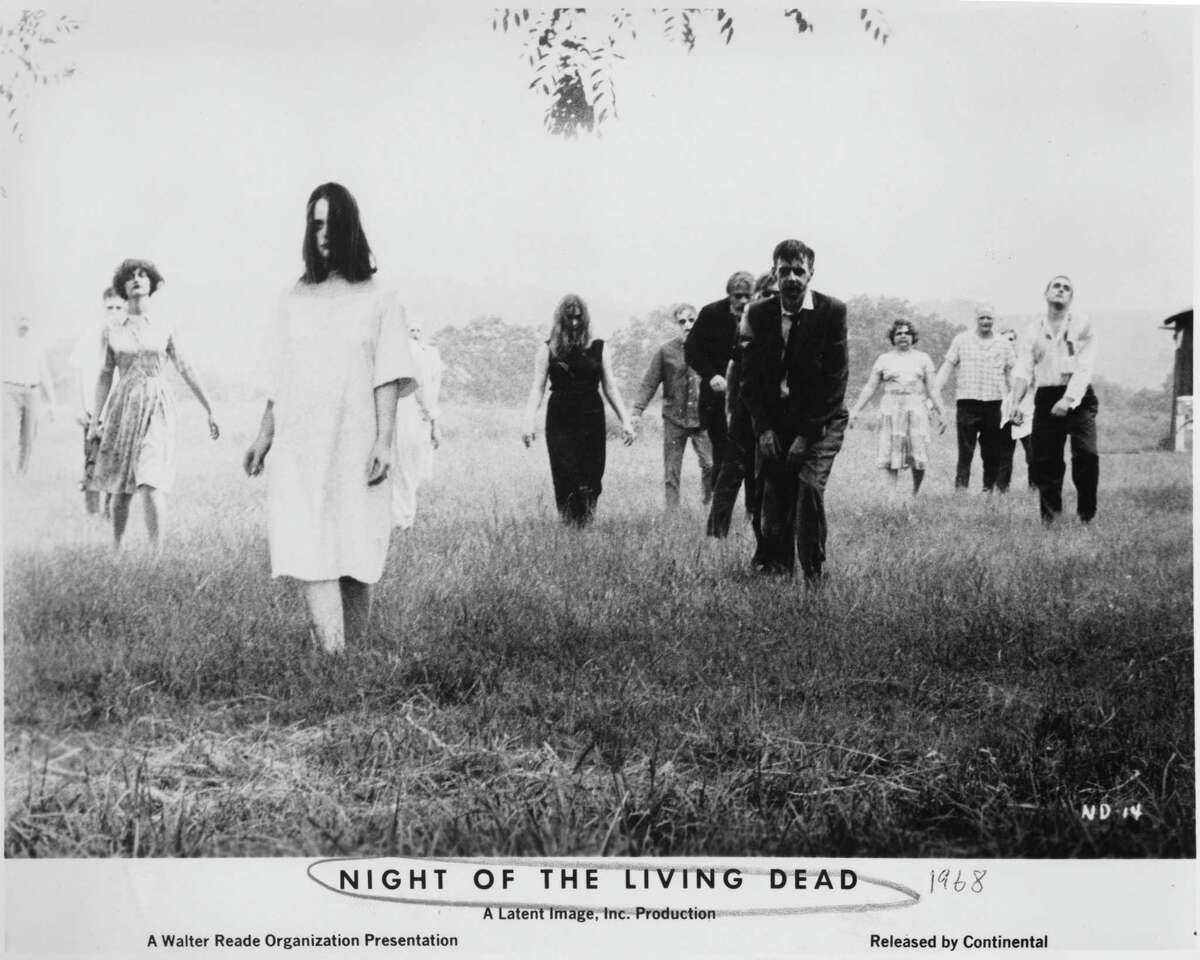 """""""Night of the Living Dead."""""""