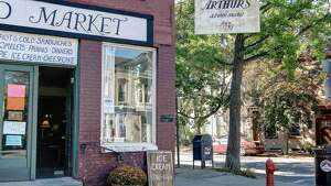 The iconic Arthur's Market in the historic Stockade neighborhood is on the market after years of financial strain. See  the listing .