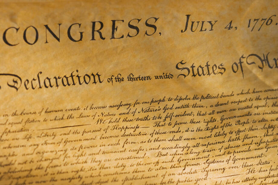 Facebook says its removal of a Texas newspaper's post featuring the Declaration of Independence was a mistake.