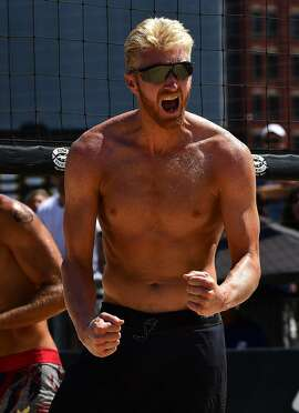 Former NBA player Chase Budinger is in his first year on the AVP Tour. He and partner Sean Rosenthal, a former Olympian, will play in the San Francisco Open Thursday through Sunday.
