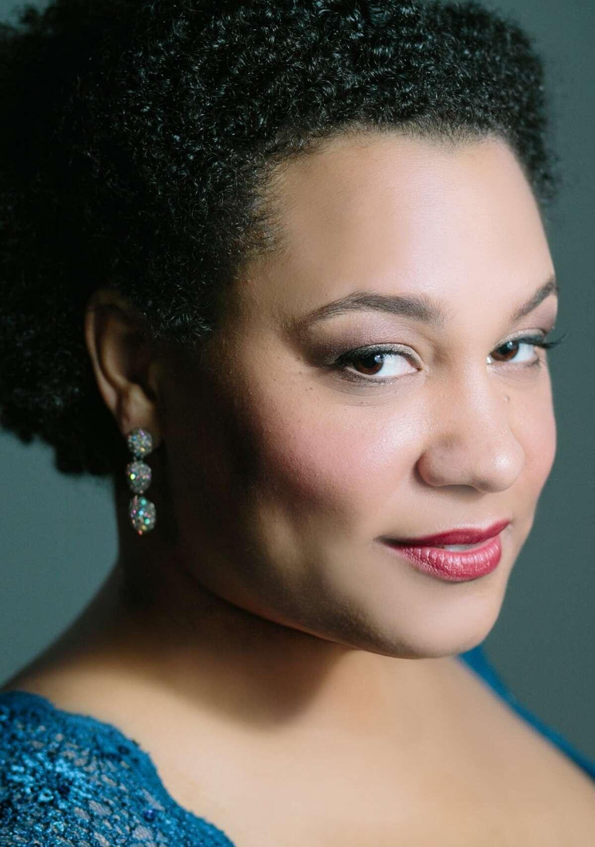 Deborah Nansteel, who sings the role of Mother in