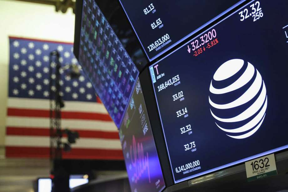 AT&T, the entertainment and communications giant, kept its spot  as the most valuable brand in Texas in 2018, according to a new report by Brand Finance. Photo: Drew Angerer / Getty Images / 2018 Getty Images