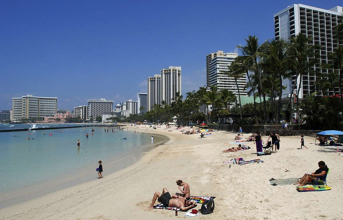 Many sunscreen makers could soon be forced to change their formulas or be banned from selling lotions in Hawaii.