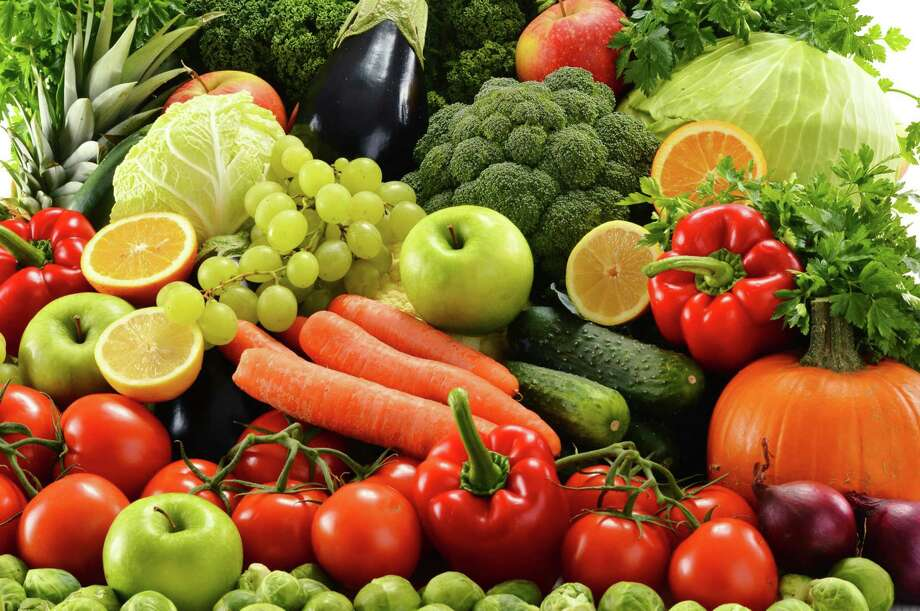 People eat more fruit and vegetables in the summer, which might be behind annual outbreaks of cyclosporiasis, officials said. They advise consumers to wash produce carefully and store it in the refrigerator. Photo: Tribune News Service / Fotolia