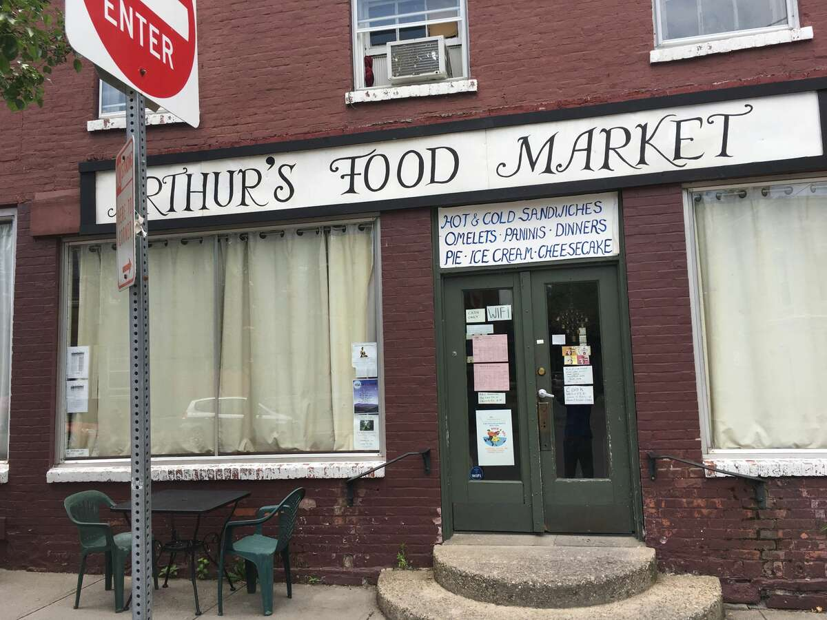 Arthur's Market at 35 N. Ferry St. in Schenectady on July 3, 2018.