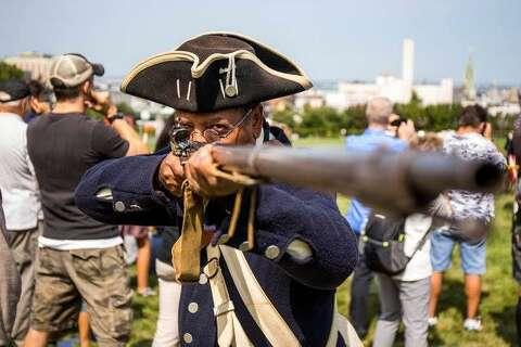 Norwalkers celebrate July 4 remembering the black patriots