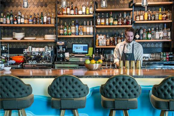 Craft cocktails, local beer and regional wines are highlights on the bar menu of Thompson Seattle�s Scout PNW  restaurant.