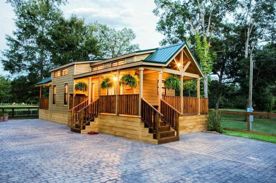 These Adorable Posh Texas Tiny Homes Are Officially On The Market
