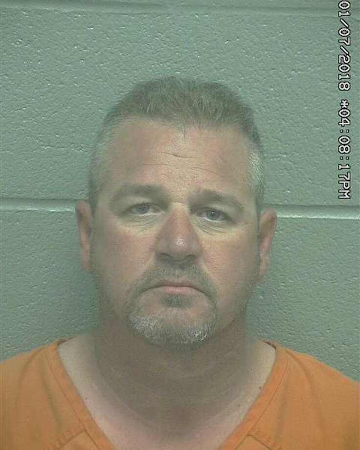 Travis W. Todd Jr., 42, was arrested June 30, after allegedly assaulting a female, according to court documents. Photo: Midland County Sheriff's Office