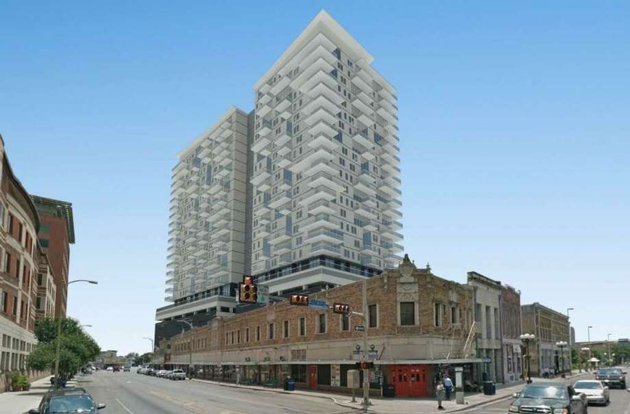 The developer asked to withdraw from the incentive agreement in March after realizing the project wouldn't work even with the incentives. Photo: Teeple Partners