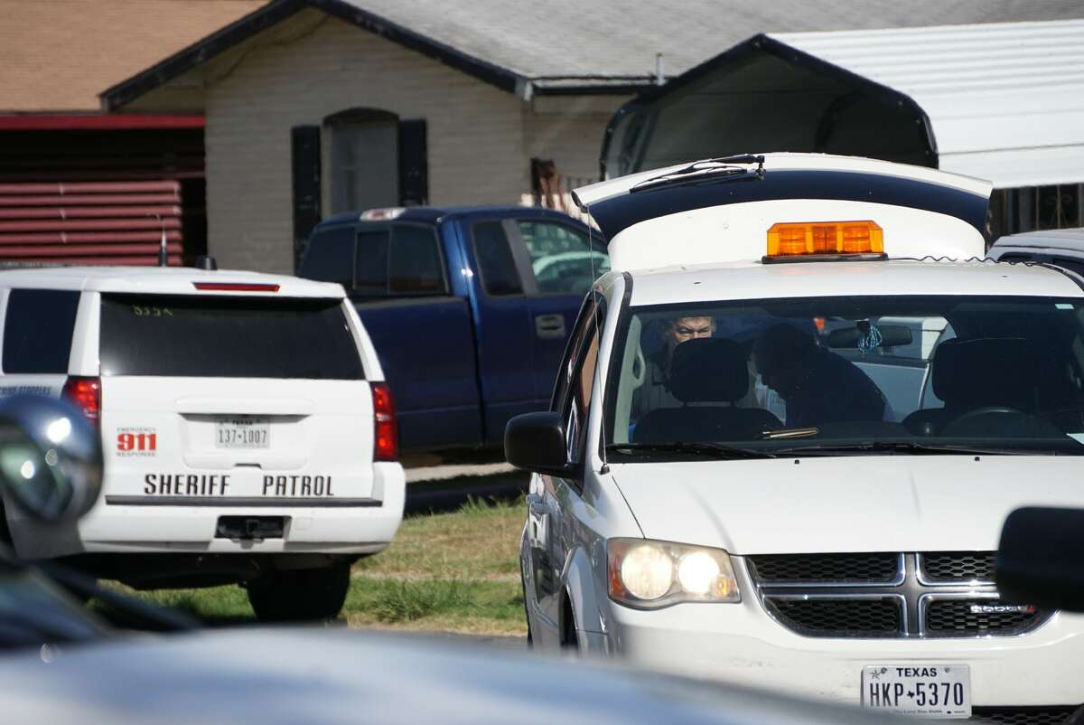 A dead baby was reportedly found during a search of a home in the 7900 block of Bronco Lane on a narcotics warrant at 1 p.m. Tuesday, July 3, 2018.