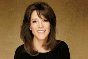 Spiritual guru and best-selling author Marianne Williamson