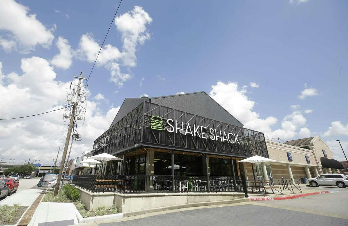 Shake Shack 6205 Kirby Dr. Shake Shack opened a location in Rice Village in 2018.