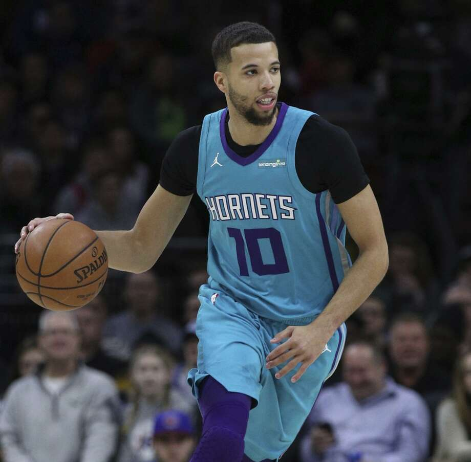 Michael Carter-Williams played 52 games for the Hornets last season and averaged 4.6 points. Photo: Chris Szagola, FRE / Associated Press / FR170982 AP