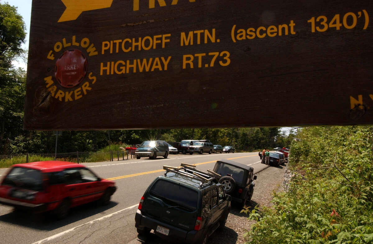FILE. Letter writer says, 'The article 'Going hiking? Plan ahead,' March 30, touched on the primary purpose behind the reservation system: the Ausable Club wants to reduce the number of hikers using the public right of way across its property.' (Paul Buckowski / Times Union)