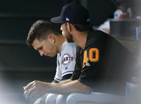 c61282612d8ae Giants  Buster Posey will miss All-Star Game with hip ailment - SFGate